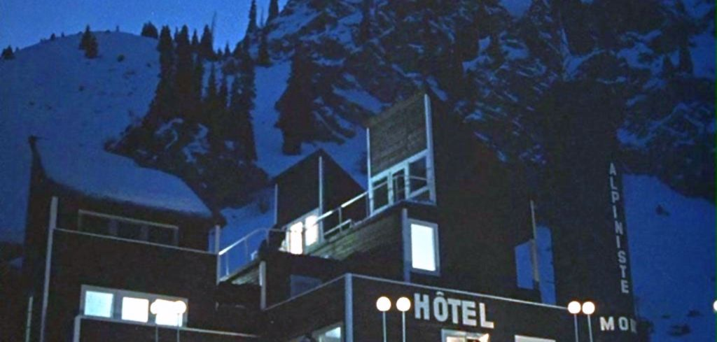 Фильм Отель «У погибшего альпиниста»