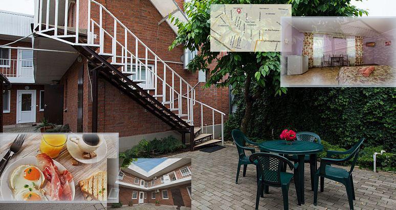 Пример недорогогой гостиницы - АЛЬТАИР